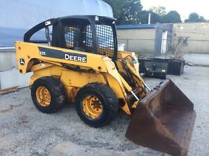 325 John Deere skid steer Kitchener / Waterloo Kitchener Area image 1