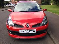 RENAULT CLIO DYNAMIQUE WITH FULL YEARS MOT
