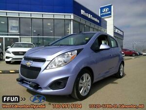 2015 Chevrolet Spark LS Manual tow behind package ready!