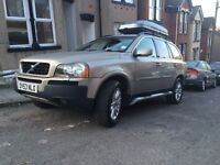 VOLVO XC90 T6 AWD superb condition LPG FITTED.