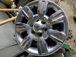 "Ford F-150 18"" Rims"