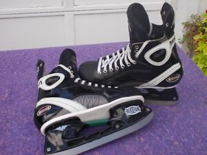 Men's Mission Amp 8 Skate and UltraWheels Blades