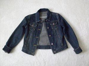 New Child (Girl) Size 'Jacob' Denim Jacket