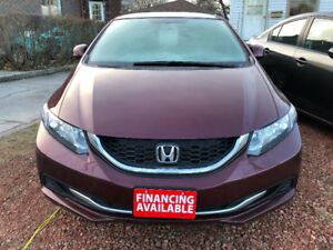 Honda Civic 4 cylinder, Gas saver , in very good condition