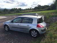 Renault Megane (2003) 1.6 (9 months MOT)