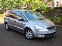 EXCELLENT DIESEL 7 SEATER!!! 2007 FORD GALAXY 1.8 TDCi LX 5dr, 1 YEAR MOT