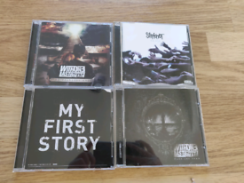 Metal & Rock CDs