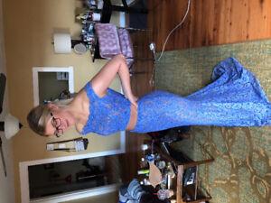 Size 0-2 prom dress