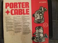 New in box Porter Cable power tools all made in the USA