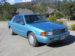 1992 Plymouth Acclaim Sedan