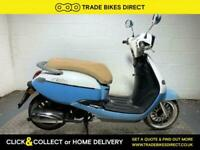 Lexmoto VALLETTA zn 125 125cc 2019 fuel injected new mot 1 owner clean scooter