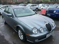 Jaguar S-TYPE 3.0 V6 auto SE - 2002