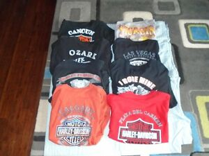 21 Harley T shirts from around the world