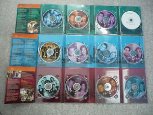 Friends Seasons 1-3, 6, 8, & 10 on DVD Kitchener / Waterloo Kitchener Area image 3