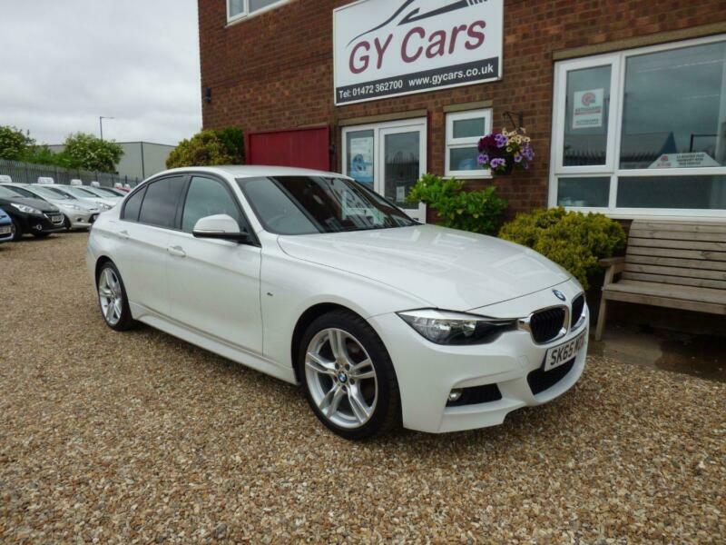 2015 BMW 3 Series 320I M SPORT **SAT NAV** **FULL LEATHER** **15 MONTHS WARRANTY