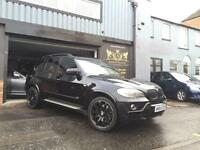 2007 BMW X5 4.8i AUTO SE METALLIC BLACK