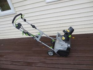 EarthWise 18 inch Electric Snow Thrower