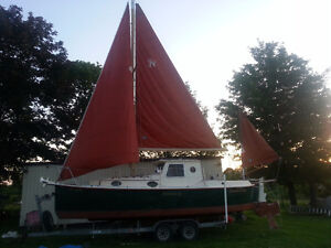 Sail, Canvas and Boat Repairs in the Barrie Area