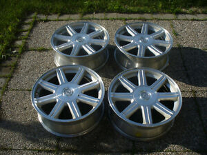 "Used 15"" and 16"" Steel and 15"", 17"" and 18"" Alloy Rims"