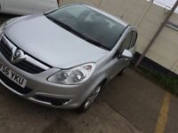 Vauxhall corsa 1.2 2007 New Edition