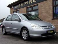 2003 HONDA CIVIC IMAGINE SE HATCHBACK PETROL