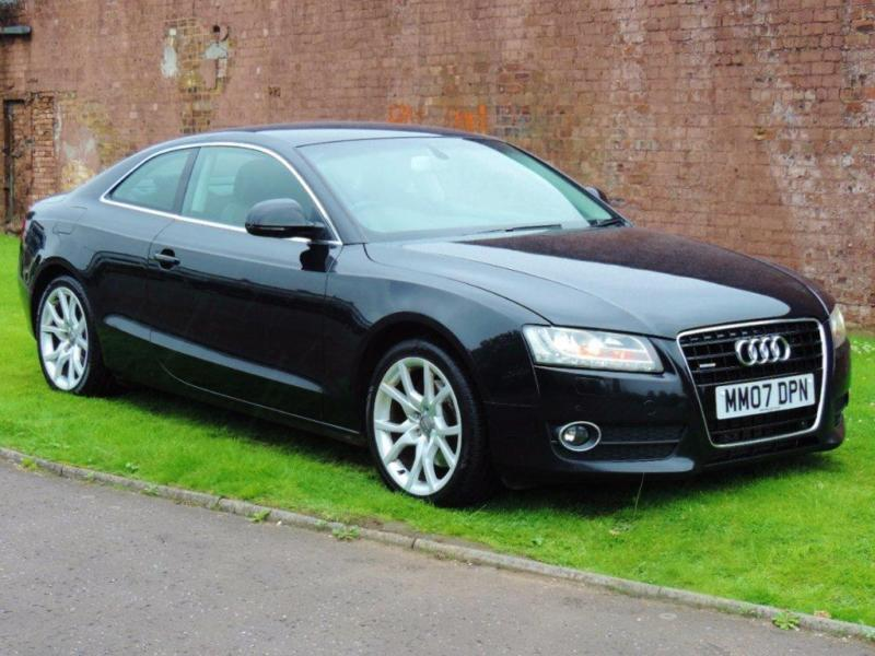 2007 audi a5 3 0 tdi sport quattro 2dr in glasgow gumtree. Black Bedroom Furniture Sets. Home Design Ideas