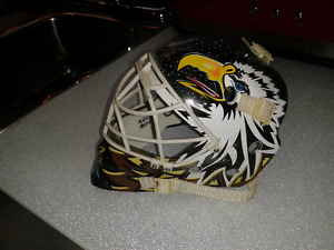 Novelty NHL goalie mask
