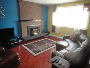 Fully Furnished House 5 Bedroom 3 full bathrooms for Rent