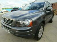 2008 Volvo XC90 2.4 D5 SE LUX GEARTRONIC AWD 7 SETER 5 DR LEFT HAND DRIVE