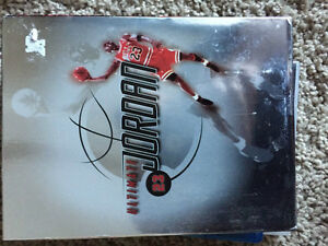 NBA Ultimate Jordan: Collector's Series  2 DVD set Peterborough Peterborough Area image 1