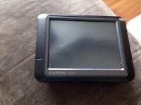 Garmin Nuvi 260w GPS System
