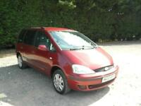 Ford Galaxy 1.9TD (90ps) LX MPV 5d 1896cc