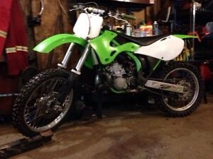 2002 Kawasaki kx 250 . Good condition