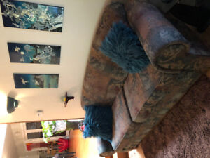 Couch and matching chair. Great condition