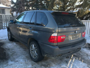2006 BMW x5 Only$2680