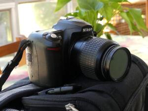 Nikon D50 - Appareil Photo Numérique Reflex