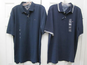 Tommy Hilfiger Golf Shirts, XL, BNWT, (2 available)