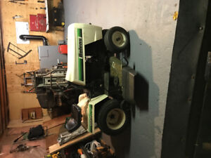 Bolens lawn and garden tractor 48 in mower deck