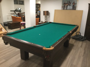 Pool Table Kijiji In Owen Sound Buy Sell Save With Canadas - 3x6 pool table