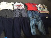 6-9/9-12 months boys clothes