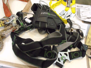 Safety Harness and Rigging for Fall Protection REDUCED April 23