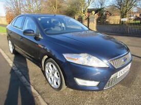 FORD MONDEO 1.8TDCi 125 6 SPEED TITANIUM X GREAT VALUE READY TO DRIVE AWAY