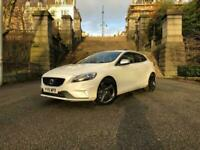 2015 Volvo V40 2.0 D4 R-Design Lux Nav 5dr Hatchback Diesel Manual