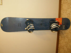Oxygen 145 cm Snowboard with Bindings sb