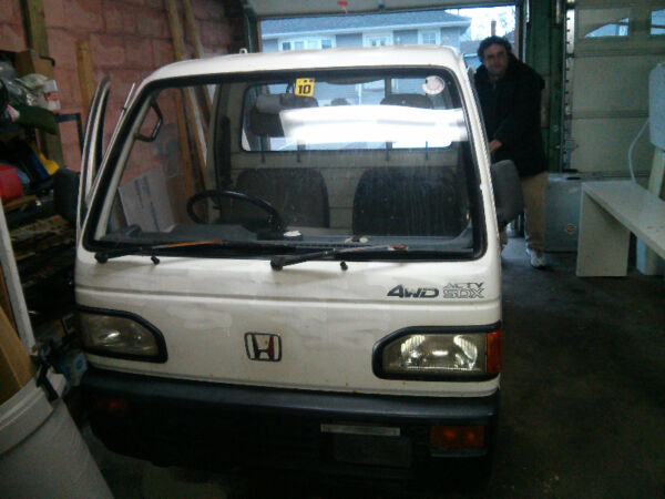 Used 1991 Honda Other