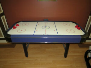 jeu de hockey sur table  air