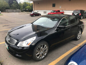 2009 Infiniti Other Sport Sedan Safetied Nov 1