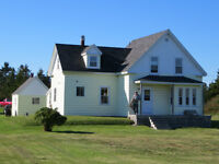 Retire to Nova Scotia - home for sale with ocean view - $128,000