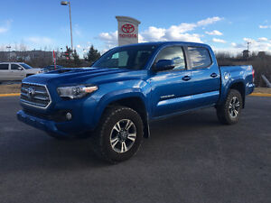 2016 Toyota Tacoma TRD Sport Upgrade - WITH EXTENDED WARRANTY