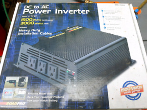 DC to AC power inverter - new